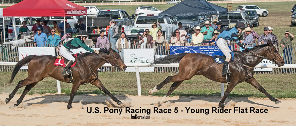 aiken trials pony race